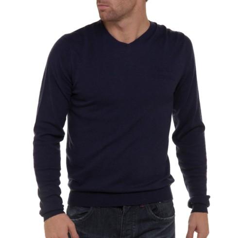 pull-homme-bleu-navy-cachemire-imprimes-fashion-biaggio