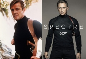 Sir-Roger-Moore-Daniel-Craig-Poster-Spectre-Celebsclothing