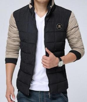 European-Style-Mens-Casual-Jackets-Winter-Solid-Thicken-Sports-Coats-Spring-Autumn-Collar-Warm-Outwears-M