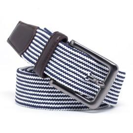 ceinture-tressee-elastique-rayonne-blanc-et-bleu-marine