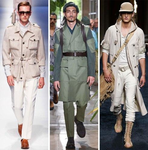 Spring-Summer-2016-Menswear-Fashion-Trends-Milan-Paris-Fashion-Week-Military