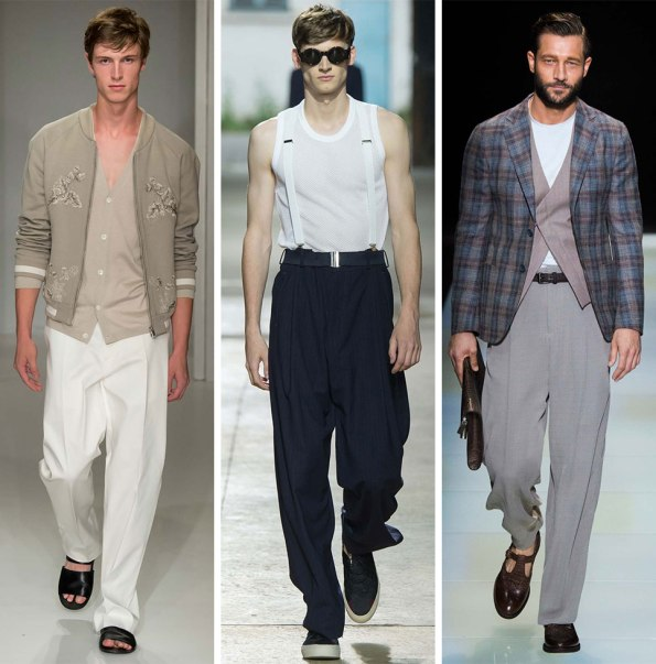 Spring-Summer-2016-Menswear-Fashion-Trends-Milan-Paris-Fashion-Week-Relaxed-Trousers