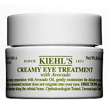 Kiehl's Cream eye treatment