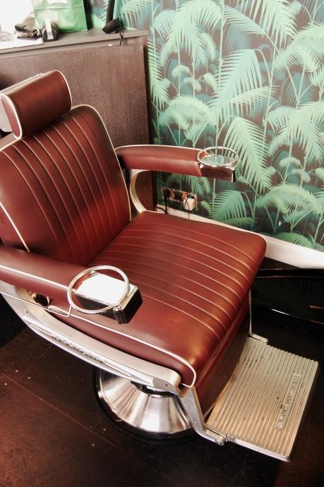 Barber Shoes - siège