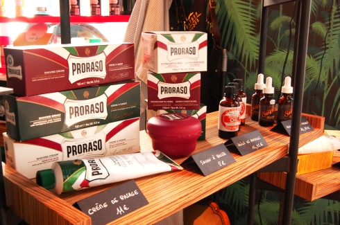 Barber Shoes - PRORASO