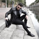 manly-all-black-outfits-mens-style-ideas-with-black-leather-jacket